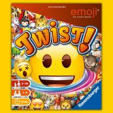 Emoji Twist – Ravensburger Spieleverlag – Gestaltung: Kreativbunker